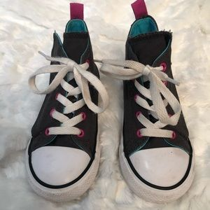 Converse Shoes - Kids All Star Converse High Top Sneakers